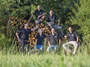 Das Team der TONIS Gebäudedämmung